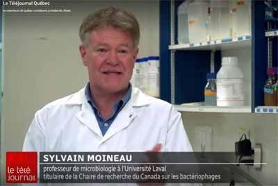 Des chercheurs de Québec contribuent au Nobel de chimie